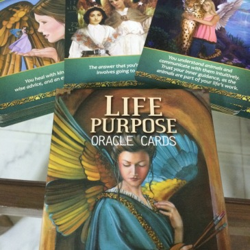Life purpose deck