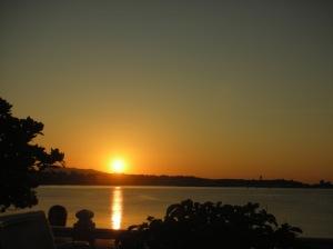 Sunset at St. Jean De Luz