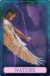 Nature from Indigo Angel Oracle Cards