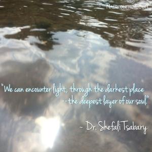 We can encounter light through the darkest place ~ Healing Readings with Nalikolehua