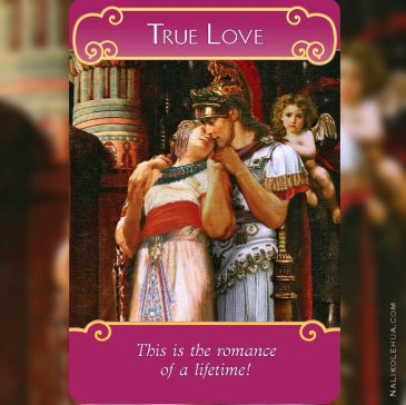 True Love ~ Romance Angels Oracle Cards