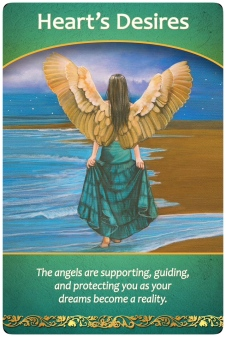 Heart's Desires from the Life Purpose Oracle Cards