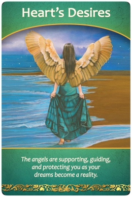 Heart's Desires ~ Life Purpose Oracle Cards