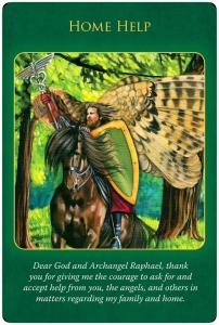 Home Help ~Archangel Raphael
