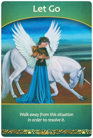 Let Go ~ Life Purpose Oracle Cards