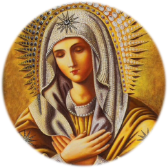 自分を育む/Nuture Yourself 聖母マリア様 〜アセンディッドマスターオラクルカード