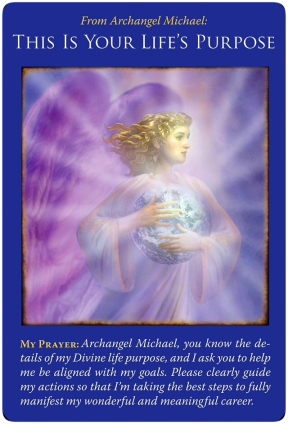 This is your life's purpose from Archangel Michael