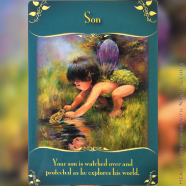Son from the Magical Messages from the Fairies