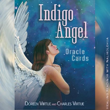 Indigo Angel Oracle Cards/インディゴエンジェルオラクルカード