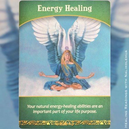 Energy Healing/エネルギーヒーリング 〜ライフパーパスオラクルカード