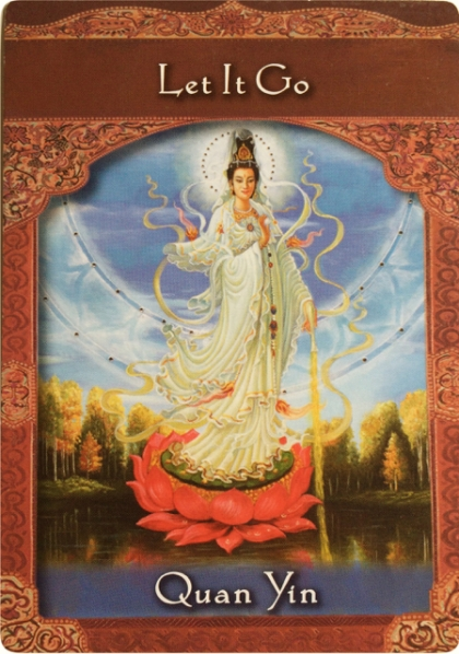 Let it go from Quan Yin ~Ascended Masters