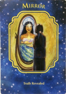 Mirror ~ Angel Dreams Oracle Cards