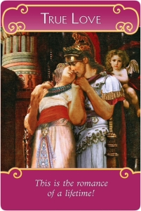 True Love ~ The Romance Angels Oracle Cards