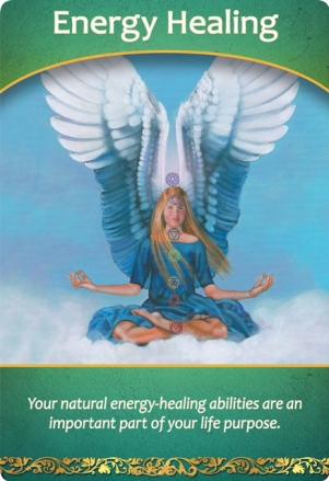 エネルギーヒーリング/Energy Healing 〜ライフパーパスオラクルカード