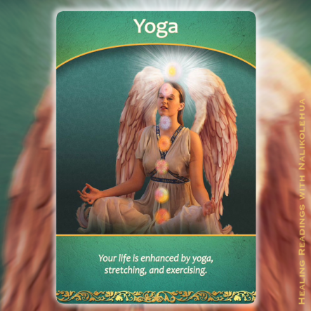 ヨガ/Yoga 〜ライフパーパスオラクルカード