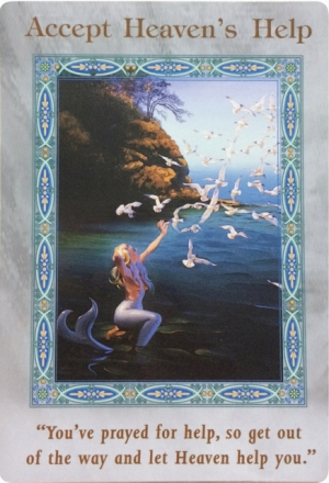 Accept Heaven's Help of Magical Mermaids and Dolphins