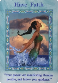 Have Faith of Magical Mermaids and Dolphins