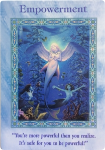 Empowerment of the Magical Mermaids & Dolphins Oracle Cards
