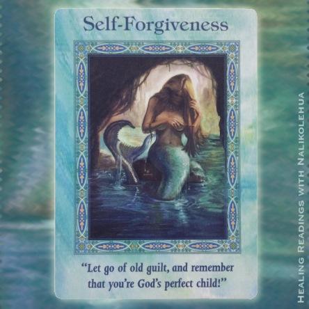 自分をゆるす/Self-Forgiveness 〜マジカルマーメイド&ドルフィンオラクルカード