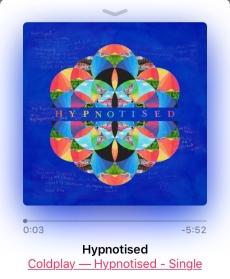 コールドプレイの曲 Hypnotised のカバーも生命の花