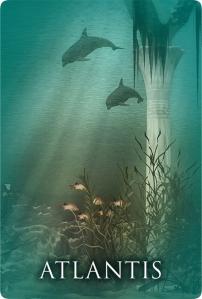 アトランティス/Atlantis 〜パストライフオラクルカード