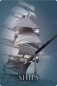 船/Ships 〜パストライフオラクルカード