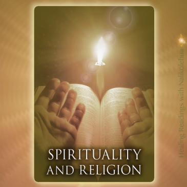 スピリチュアリティと宗教/Spirituality and Religion 〜パストライフオラクルカード