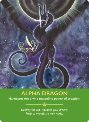 Alpha Dragon/アルファー・ドラゴン 〜ドラゴンオラクルカード