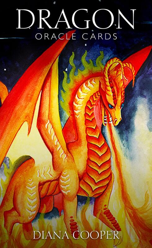 Dragon Oracle Cards/ドラゴンオラクルカード