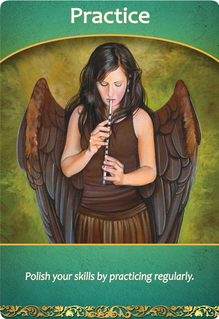 Practice from the Life Purpose Oracle Cards