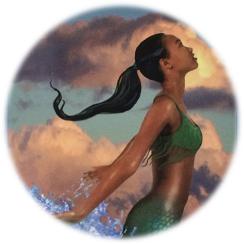 Have Faith from the Magical Mermaids & Dolphins Oracle Cards