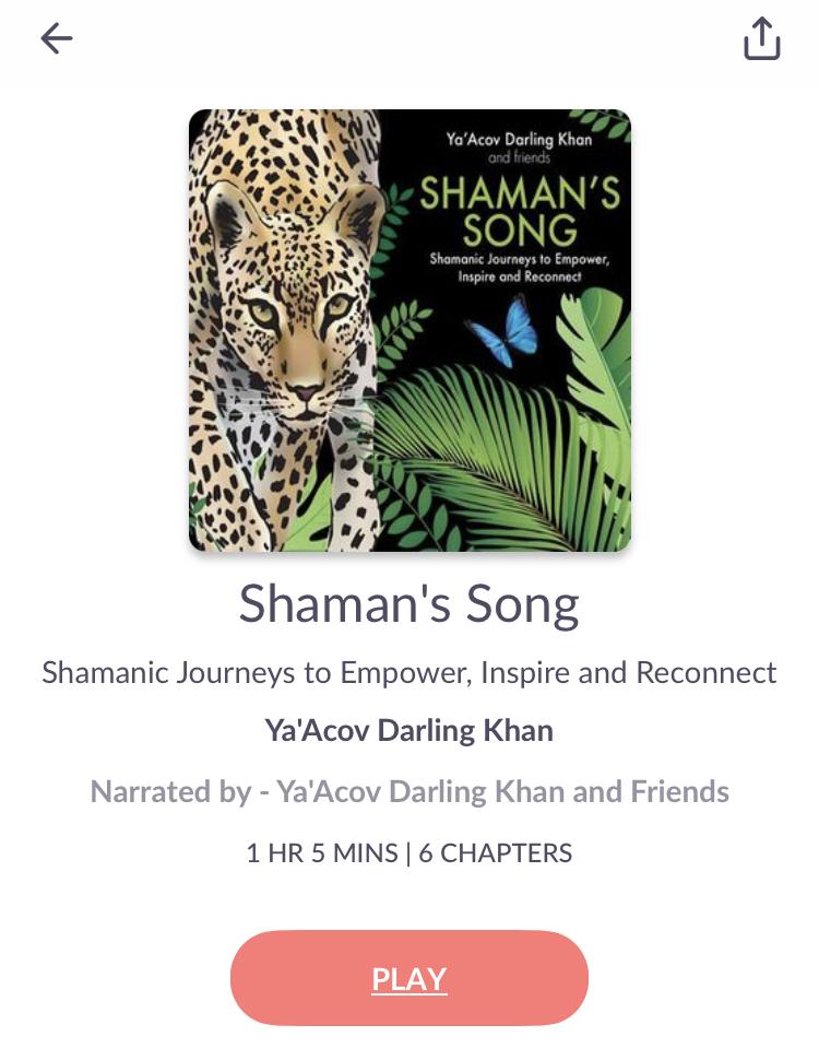 Shaman's Song by Ya'Acov Darling Khan